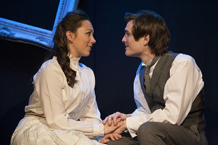 Production shots from The Corruption of Dorian Gray, Directed by Simon James Collier, London 2013