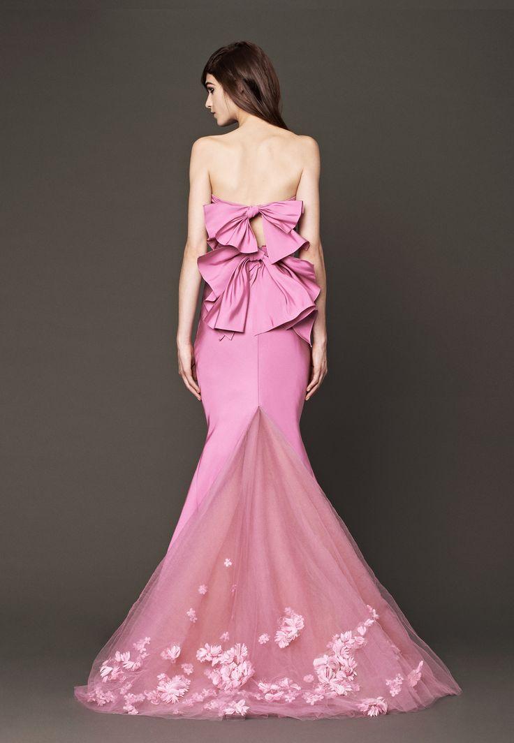 Mejores 335 imágenes de Vera Wang Wedding Dresses en Pinterest ...