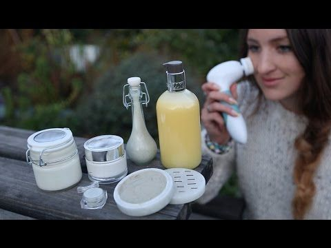 Homemade Natural Skin Care 'Essentials' - clear healthy skin without the...