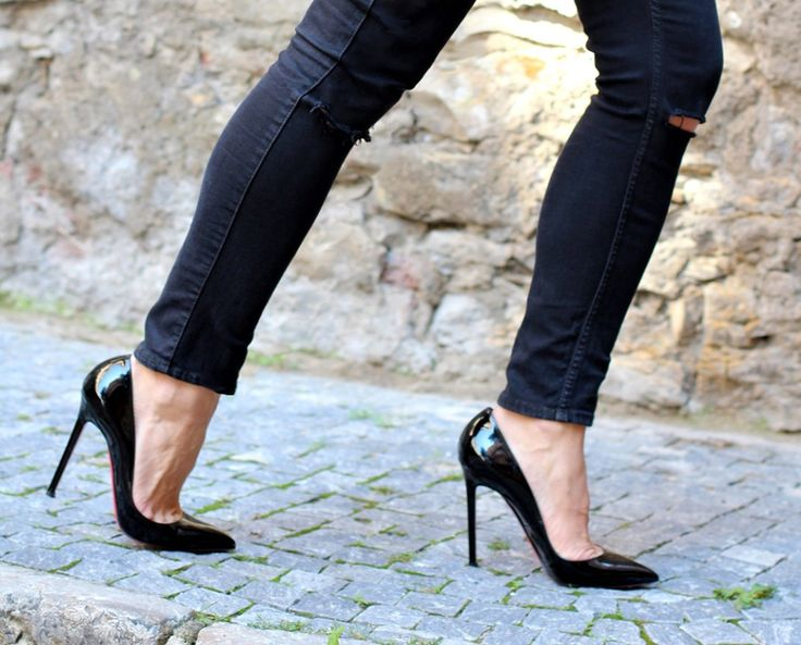 Love jeans & heels