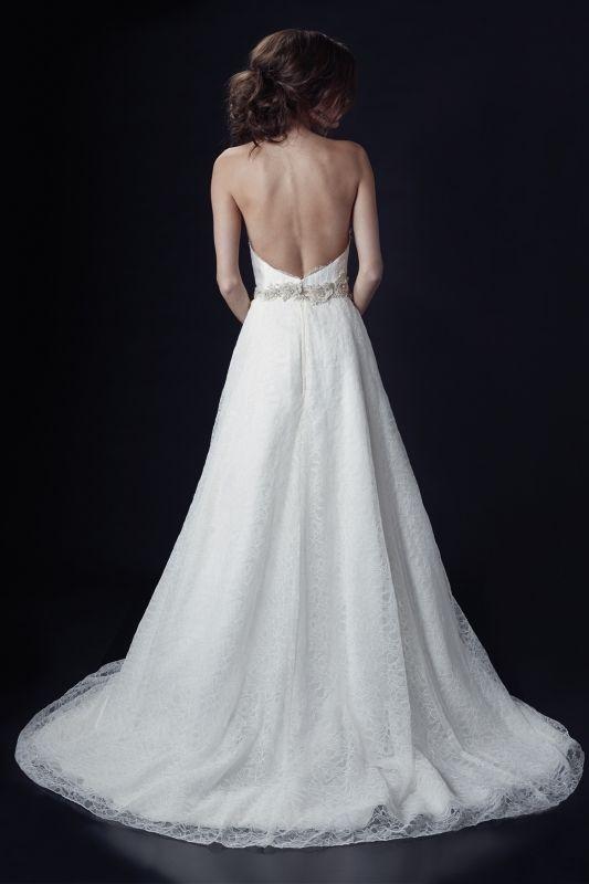 Heidi Elnora Wedding Dresses - Fall 2014 Bridal Collection