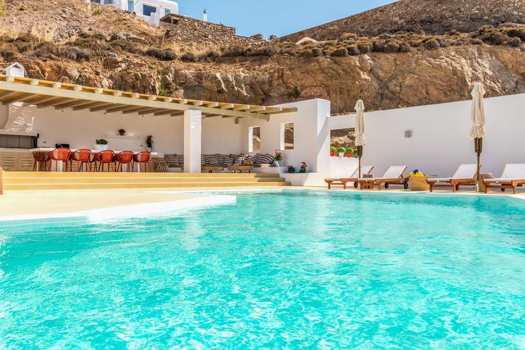 Villa Phoebe, the Debonair retreat in Mykonos, Luxury Living, Recommented Places, Traveling | Classy and fabulous way of living