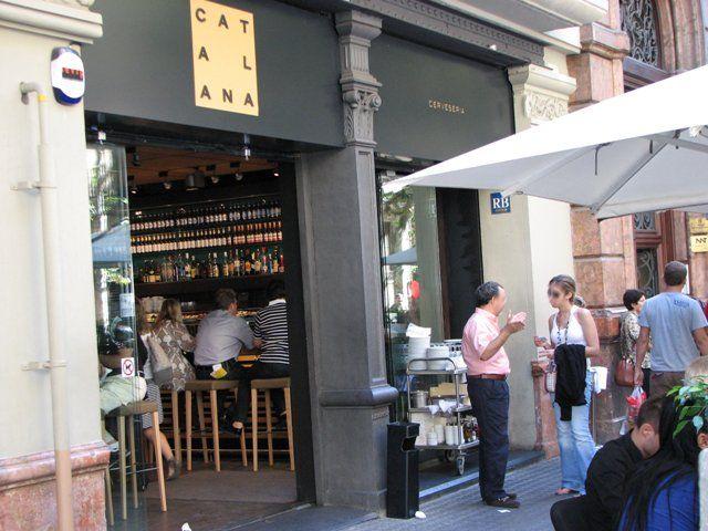 Cervecería Catalana Carrer de Mallorca, 236 08008 Barcelona