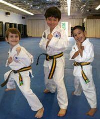Los beneficios de la práctica de artes marciales en los niños