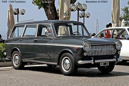 FIAT  1100 Familiare - year 1967