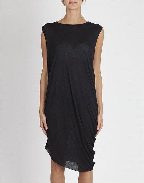 Bing, Harris & Co. Women's Frayett Tee dress