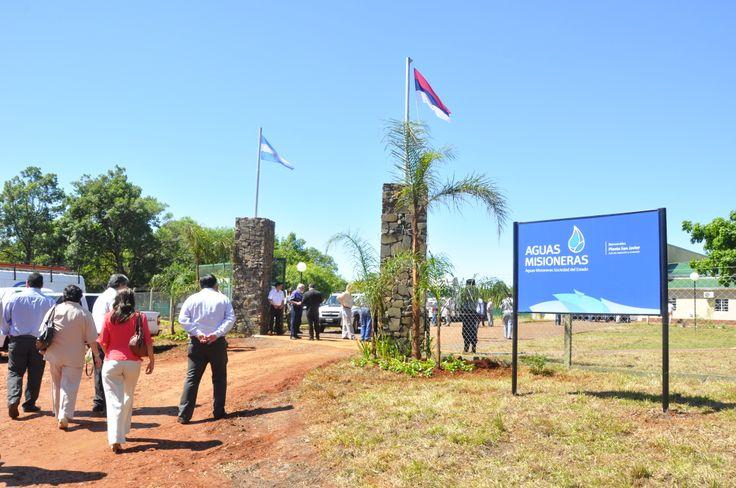 """Inauguración Planta de envasado """"San Javier"""" II"""