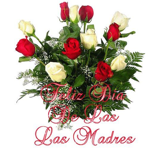 Flores del día de las madres