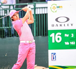 Phil Mickelson and Bubba Watson are already committed.  Now Rickie Fowler, Matt Kuchar and Ryan Moore are committed. 2015 Waste Management Phoenix Open —January 26 through February 1st.  The weather should be beautiful.  http://wmphoenixopen.com/2015/01/rickie-fowler-matt-kuchar-and-ryan-moore-among-latest-commitments-to-2015-waste-management-phoenix-open/