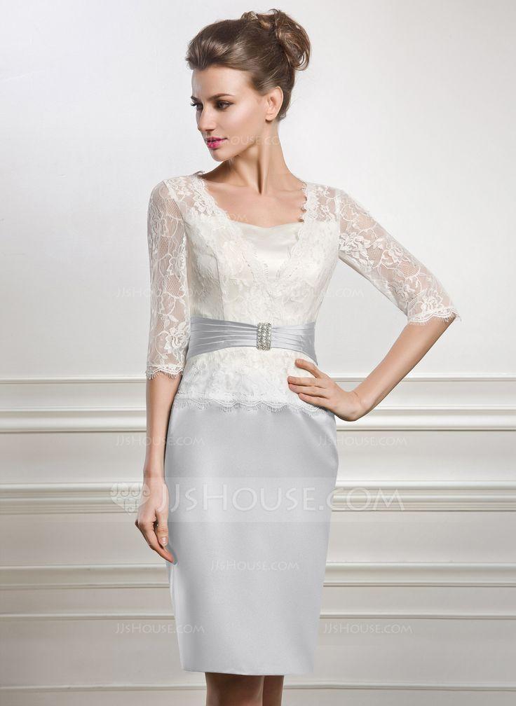 1000 id es propos de robe cocktail grande taille sur pinterest robe de mariage grande. Black Bedroom Furniture Sets. Home Design Ideas