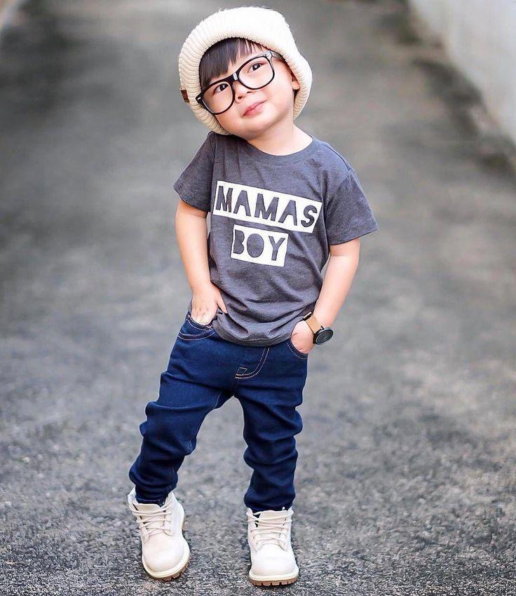 Kinder Sommerkleidung | Beste Mode für Jungen | Kühle