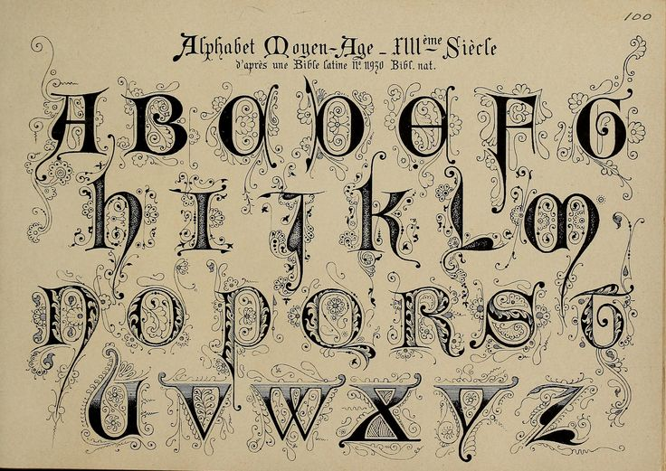 591 best interesting alphabets images on pinterest types of font
