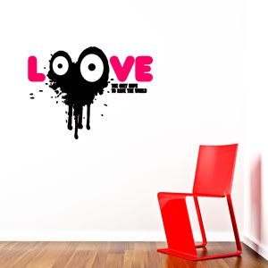 Stikka wallsticker HACK6