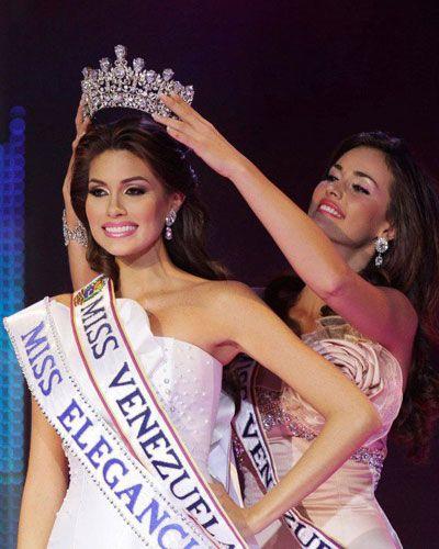 María Gabriela Isler Wins Miss Venezuela Universe 2013