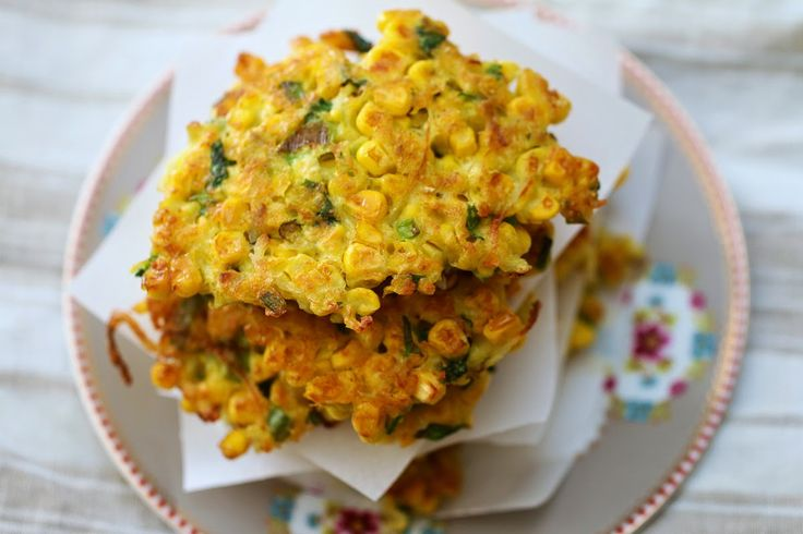 Perkedel Jagung (Indonesian Savory Corn Fritter) | ~Elra's Cooking~