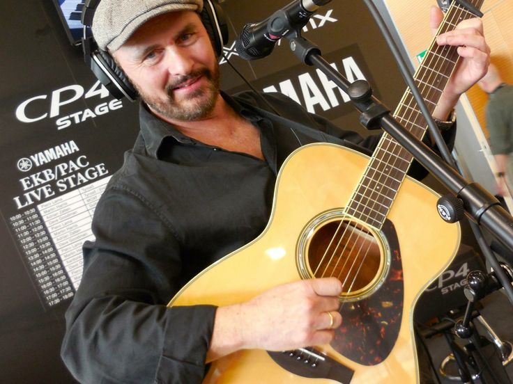 David Goodman | Frankfurter Messe 2014 | Yamaha Music Benelux