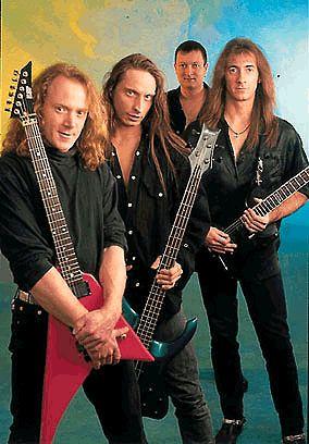 Masters Of Metal-Gamma Ray