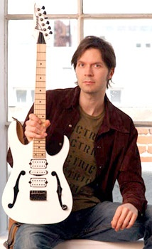 Paul Gilbert (November 6, 1966) American guitarist, o.a. known from the band Mr. Big.