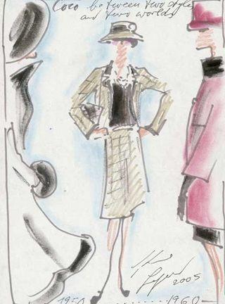 Ikonikus darabok sorozatunk legújabb részében a 20. század egyik remekét, a modern és nőies divat jelképét, a Chanel kosztümöt mutatjuk be. Az 1920-ban prezentált szett nem csupán szembement a divat világában tapasztalt addigi trendekkel, hanem a női ruházkodás egy teljesen új oldalát világította meg.