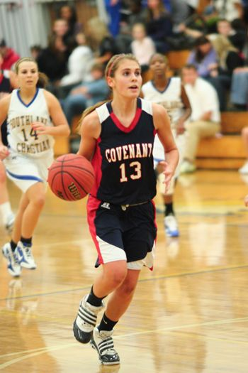 Girls Basketball | Covenant Day School