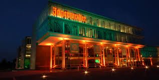 To all those who like Jägermeister, it actually is shipped all over the world from Wolfenbüttel!