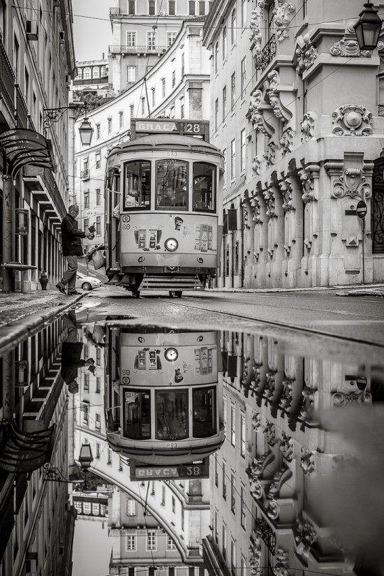 Eléctricos por Lisboa
