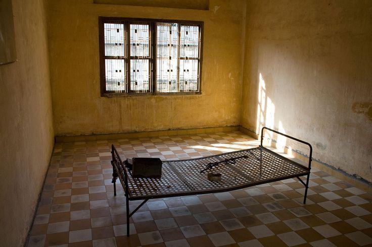 Descubrir la historia de la prisión S-21 - Diez cosas que hacer en Phnom Penh