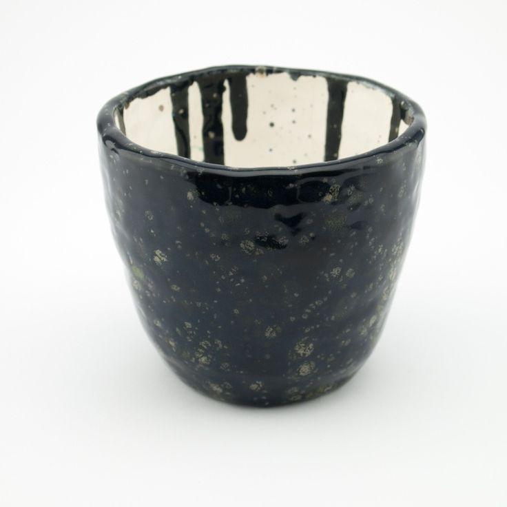 Image of Medium Vase   Splatter