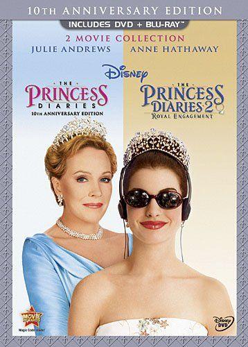 O Diário da Princesa 1 e 2