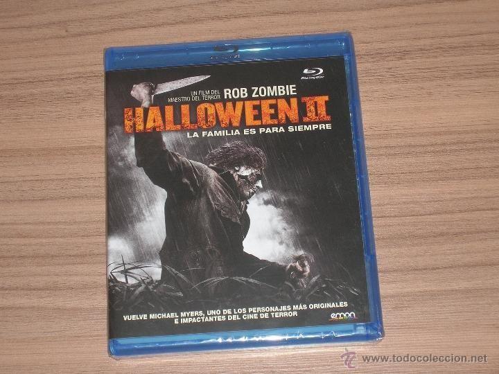 halloween ii blu ray disc rob zombie nuevo precintado - Halloween Ii Blu Ray
