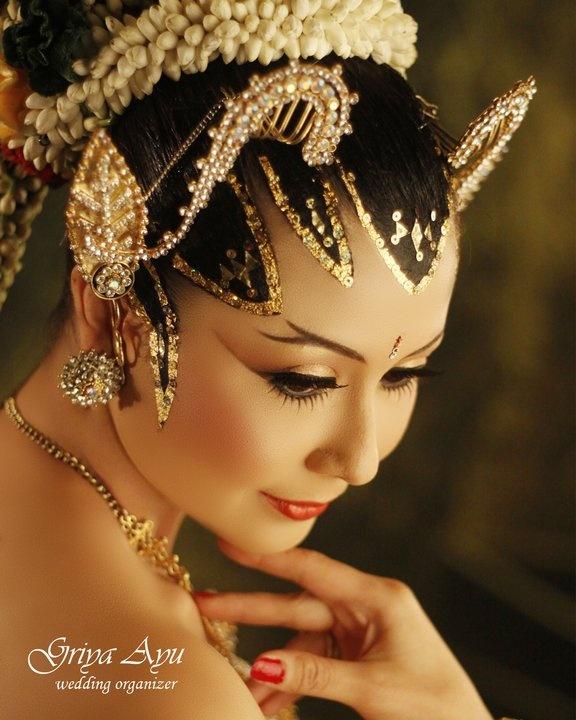 Paes Ageng, or Javanese make up. Jogja. #zimmermanngoesto