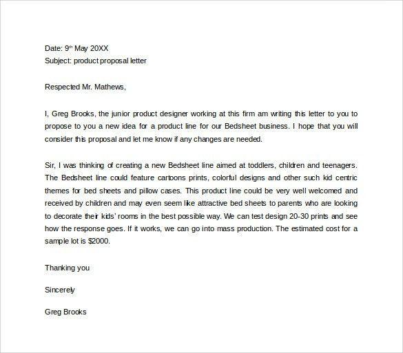 サンプル提案の手紙」のおすすめアイデア 25 件以上 Pinterest - proposal letter outline