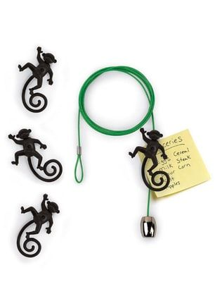 Monkey Cable Photo Holder