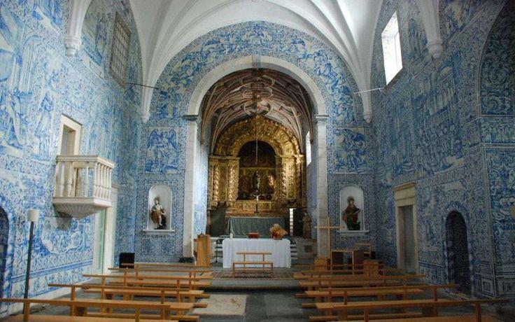 pousada de arraiolos church (former Convent of Nossa Senhora da Assunção) - Alentejo, Portugal