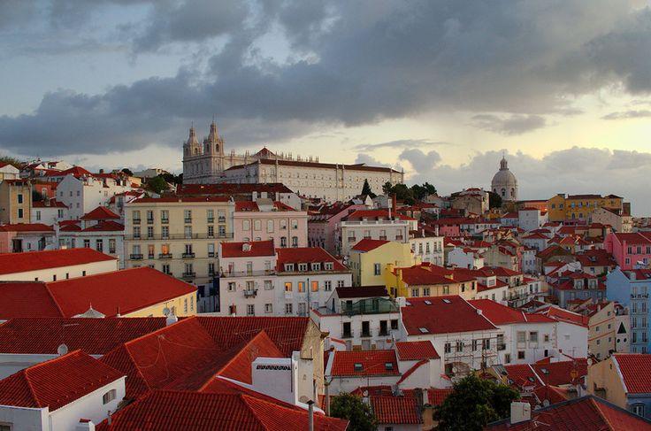 Лиссабон. Португалия