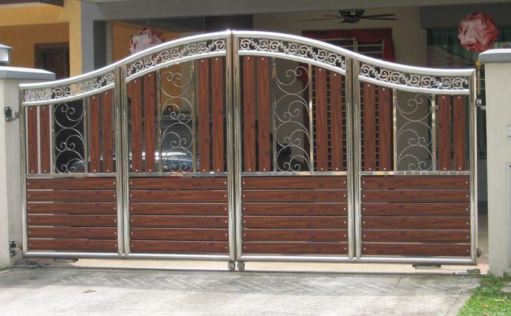 Wooden Gate Designs | Wooden Main Gate Design