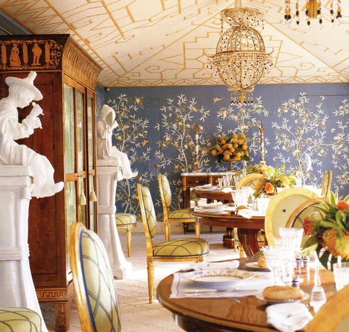 Chinese Japanese And Other Oriental Interior Design