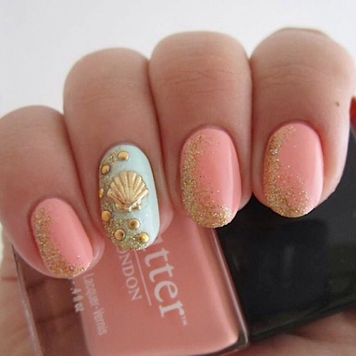 The 120 best Nice Nail-Art images on Pinterest | Nail polish, Nail ...