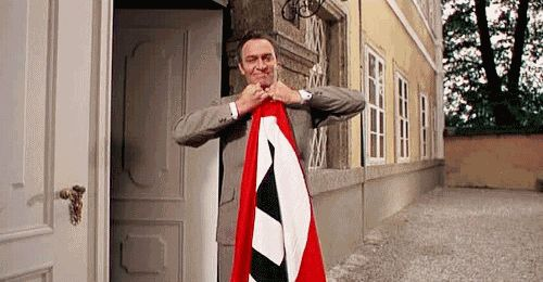 Fictional Baron von Trapp, Played By Christopher Plummer In Sound of Music (1964), Tumblr