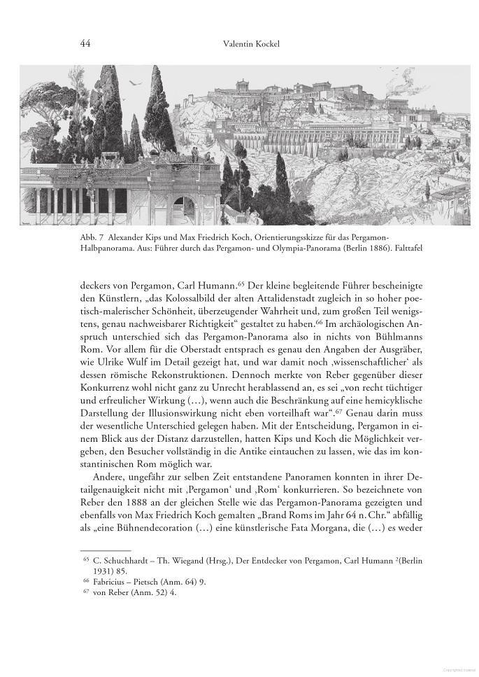 Das antike Rom und sein Bild - Google Books