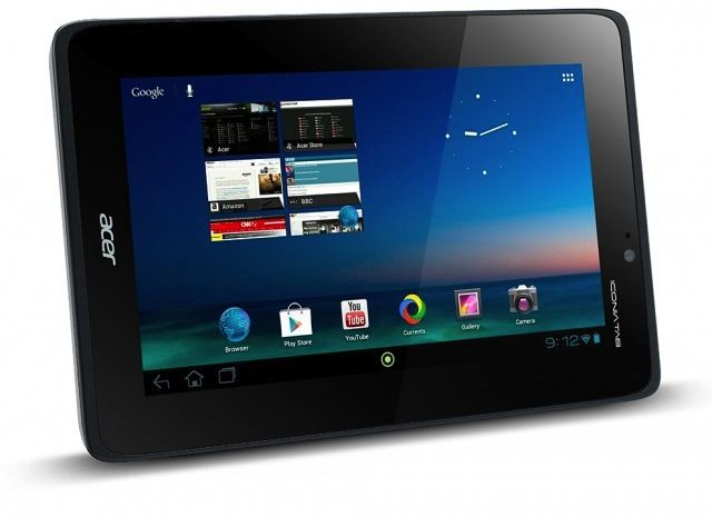 "The ""iconic"" Acer Iconia Tab A110 available online"