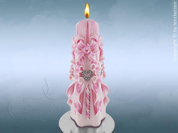 Geschnitzte Kerzen - geschnitzte Kerze - Unikat Kerze - einzigartige Geschenk von LenzKerzen auf Etsy