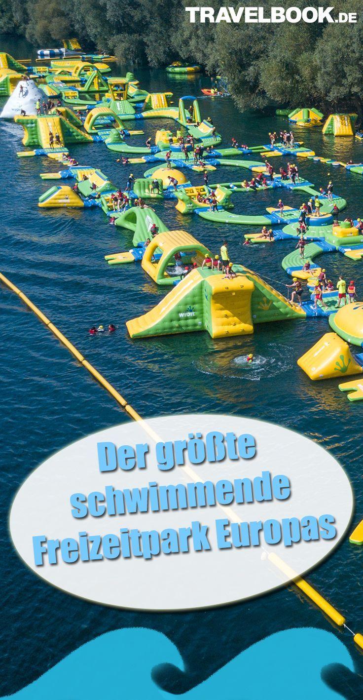 Der Grosste Schwimmende Freizeitpark Europas Freizeitpark