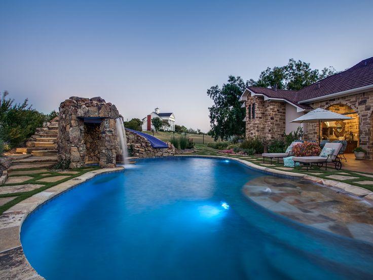 131 best Luxury Swimming Pools images on Pinterest | Luxury ...