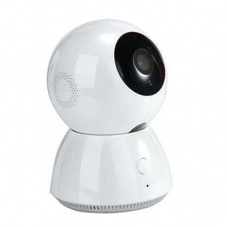 Hazte con esta fantástica #cámara de seguridad #Xiaomi #MiJia Dome en color blanco. Gastos de envío gratuitos y entrega en 48 horas!!  #hogarinteligente #domótica #domotica #smarthome #smarthomexiaomi #hogar #domoticaXiaomi #gadgetshogar #camara #camaraseguridad