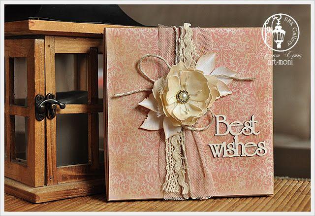 art-moni: Kartka w pudełku