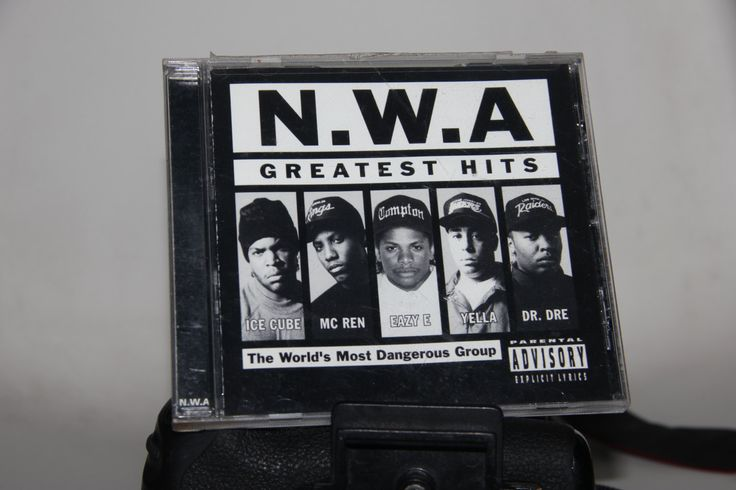 Best of NWA CD #1980s 1990s #Vintage Original #Compact Disc Ice Cube MC Ren Eazy ,  View more on the LINK: 	http://www.zeppy.io/product/gb/3/290190807/