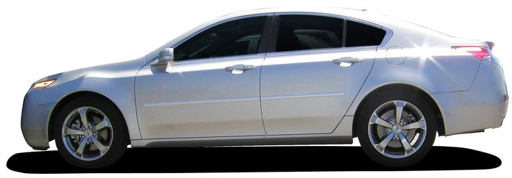 2013 - 2016 Acura ILX Body Side Molding  http://www.sportwing.com/fe-ilx13-acura-ilx-body-side-molding