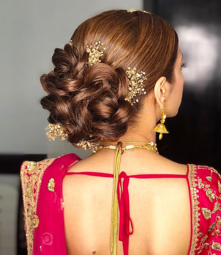 Latest wedding Hairstyle inspirations for your special day!!