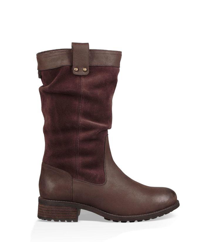Original UGG® Bruckner Casual Boots for Women on the official UGG® website. Free standard delivery & returns.